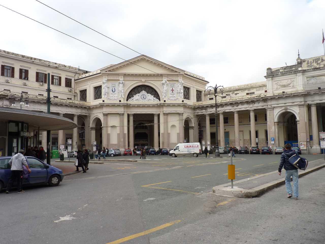 Alla scoperta di genova genova xix xx secolo - Genova porta principe ...