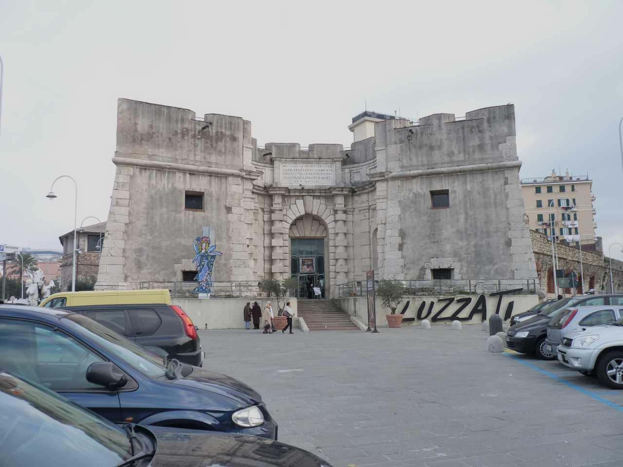 Alla scoperta di genova genova xv xvi secolo - Genova porta principe ...